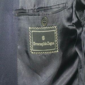 ERMENEGILDO ZEGNA Men's suit 42R Worsted Wool
